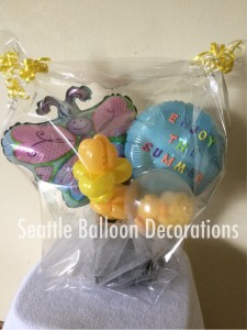 Balloon Bouquet with your own massage $20