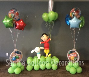 Shin chan figure decoration $100