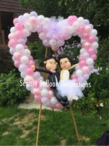 Wedding Balloon Gift $250