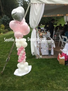 Wedding column ($70/each)